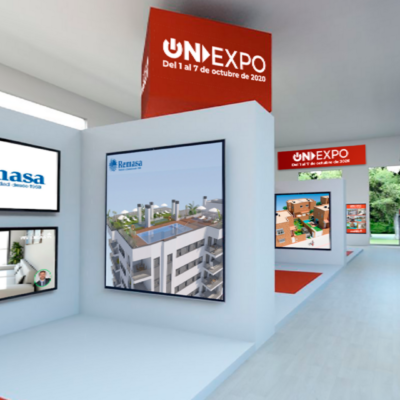 2º edición de ON EXPO-Feria inmobiliaria 100% virtual