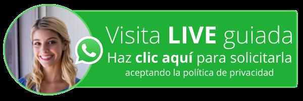 OKCASAS Aura - Llamada Live Guiada