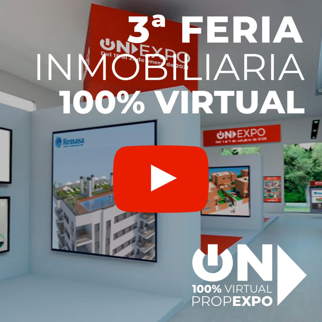 ON EXPO FERIA INMOBILIARIA 100% VIRTUAL