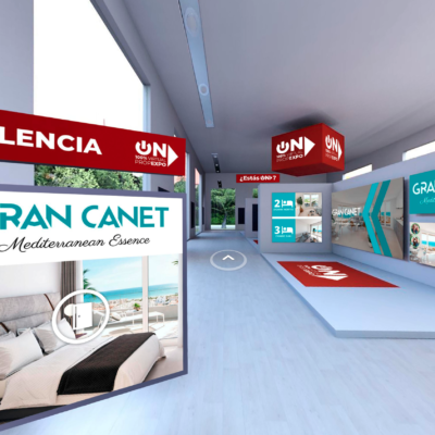 ON EXPO – Feria inmobiliaria 100% VIRTUAL: Apartamentos exclusivos en la Playa de Canet (Valencia)
