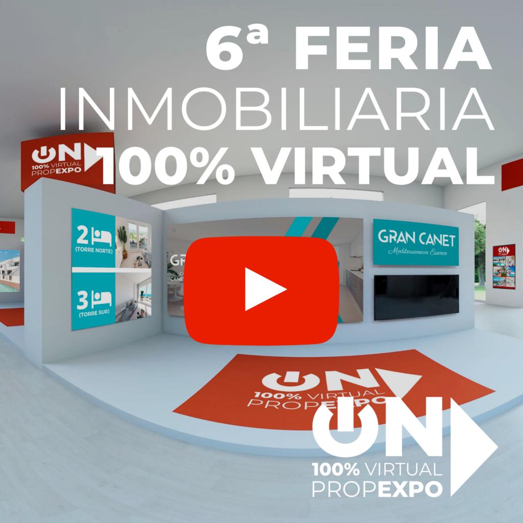 Feria inmobiliaria 100% VIRTUAL