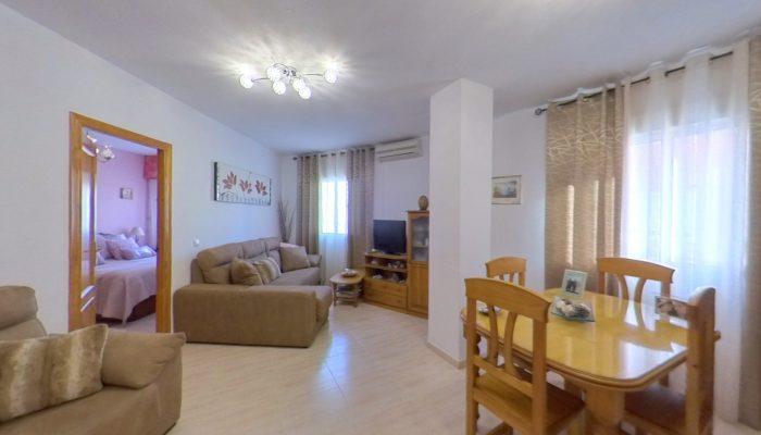 Piso 3 habitaciones El Alquián, Almería